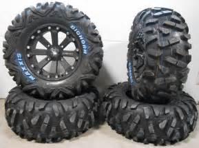 Tires And Wheels Polaris Ranger 900 Msa Black Kore 14 Quot Utv Wheels 28 Quot Bighorn Tires Polaris
