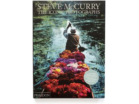 libro steve mccurry the iconic the iconic photographs by steve mccurry signed book magnum photos