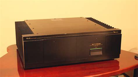 Nakamichi Power Lifier N1 nakamichi pa 5 power see photo dealer ad canuck audio mart