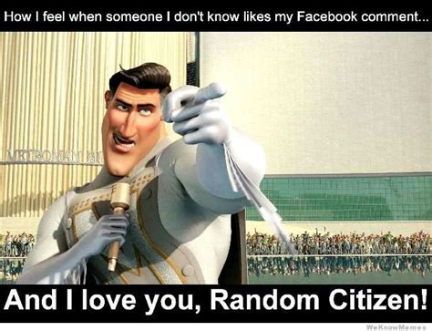 Facebook Memes About Love - how i feel when someone i don t know likes my facebook