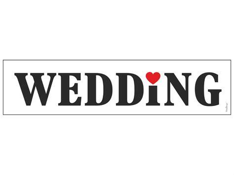 Auto Berf Hren Ohne Kennzeichen by Hochzeitauto Schild Quot Wedding Quot F 252 R Kennzeichenhalter Kfz
