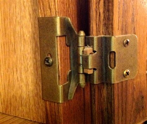 you seen these kitchen cabinet hinges