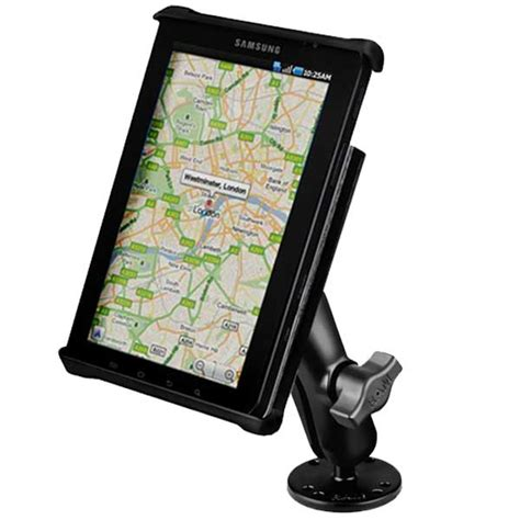 tablet mount for boat ram mounts univ 7 8 quot tablet flat surface mount west marine