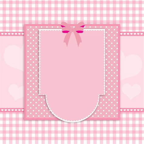 Pink Card fancy pink card frame free stock photo domain