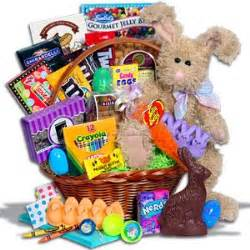 easter basket ideas gifts baskets ideas yourgoodlifestyles