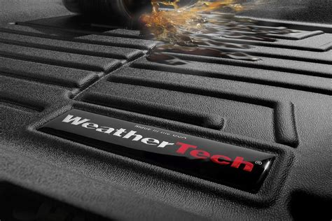 Www Weathertech Floor Mats by Weathertech 174 Digitalfit Molded Floor Liners