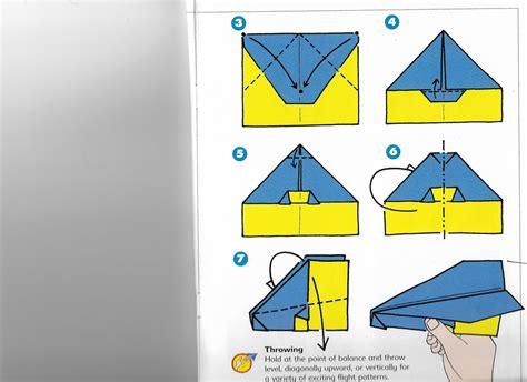 Ways To Make Paper Airplanes - resource paper plane designs