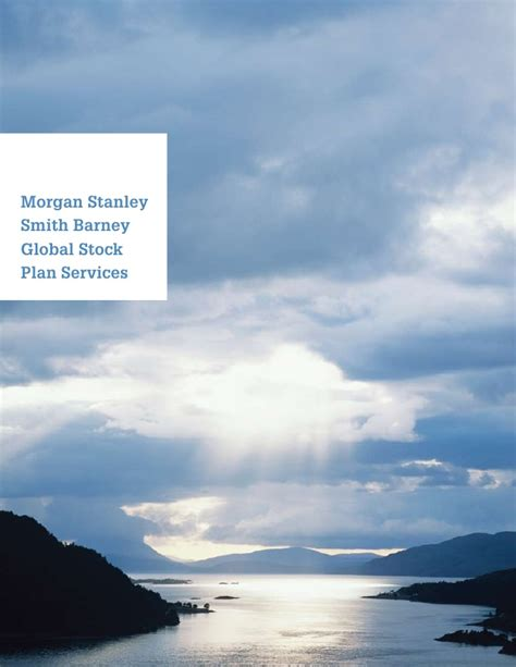 stanley stock plan services global stock plan services