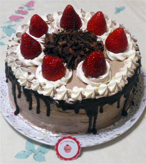 imagenes de tortas groseras espectacular torta selva negra 50 s cupcakes