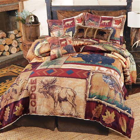 highland hills lodge comforter queen