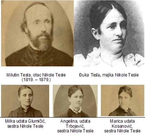 nikola tesla biography early life nikola tesla family tesla image