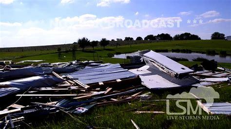 tornado lincoln ne 6 4 14 south lincoln ne possible tornado damage hd