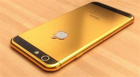Hp Iphone Warna Emas ada iphone 6 berlapis emas tempo teknologi