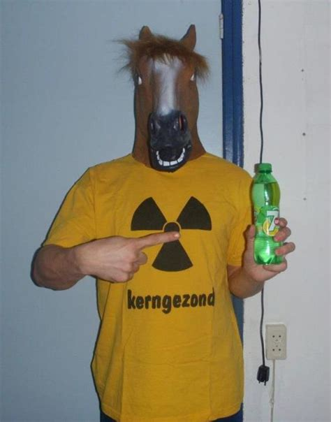 Horse Head Mask Meme - image 366837 horse head mask know your meme