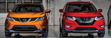 2016 Vs 2017 Rogue by 2017 Nissan Rogue Vs 2017 Nissan Rogue Sport