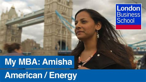 Lbs Mba Experience by Amisha S Mba Experience Business School