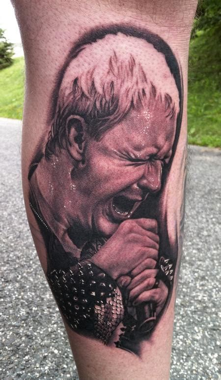 bob tyrrell tattoo rob halford by bob tyrrell tattoonow