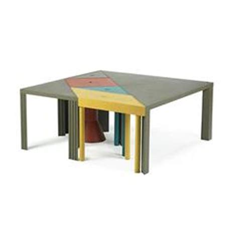 modular dining table massimo morozzi tangram modular dining table