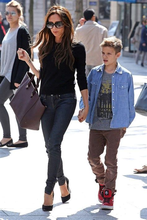romeo beckham style victoria and romeo beckham mjs style by cheri publicover