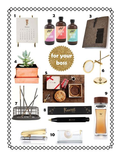 gift ideas for manager creative gift ideas