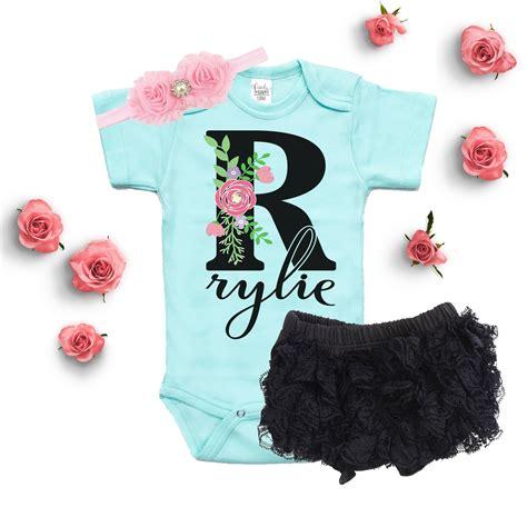 Handmade Onesies - baby clothes personalized onesie custom baby