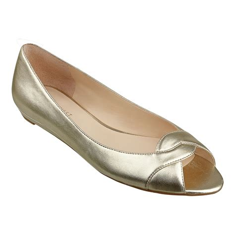 gold peep toe flat shoes flat peep toe shoes 28 images open toe flat shoes 28