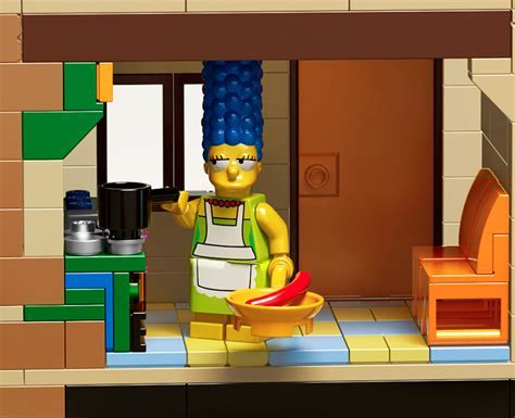 If It's Hip, It's Here (Archives): LEGO X THE SIMPSONS