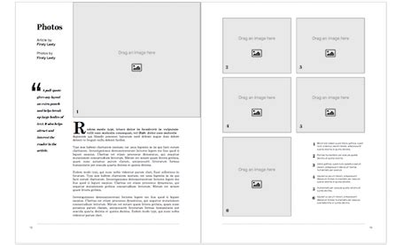 blurb indesign template book ebook templates professional easy to use blurb