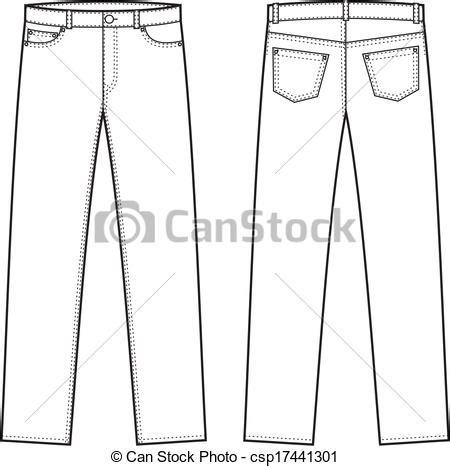 jeans pattern vector free vektor clipart von jeans vektor abbildung von jeans