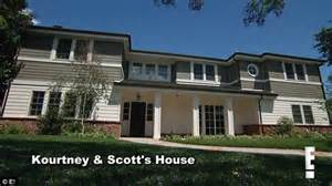 S House Show by Now Kourtney And Also Used A Different House When