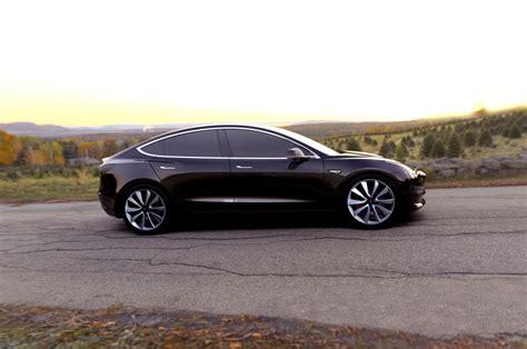 Modèle Tesla 2018 2018 tesla model 3 reviews and rating motor trend
