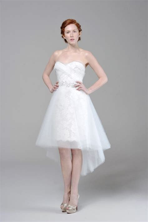 imagenes de vestidos de novia cortos vestidos de novia corto 161 lo mejor para el 2013
