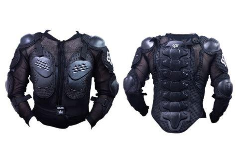 fox motocross armour armor for motorbike rider fox roadies store