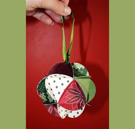 Christmas Crafts Free Premium Templates Paper Ornaments Templates