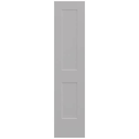 20 X 80 Interior Door Jeld Wen 20 In X 80 In Smooth 2 Panel Driftwood Solid Molded Composite Interior Door Slab
