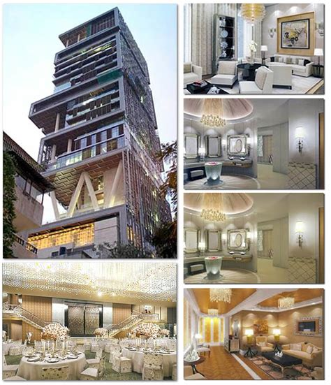 mukesh ambani home interior antilia world s most expensive and opulent skyscraper