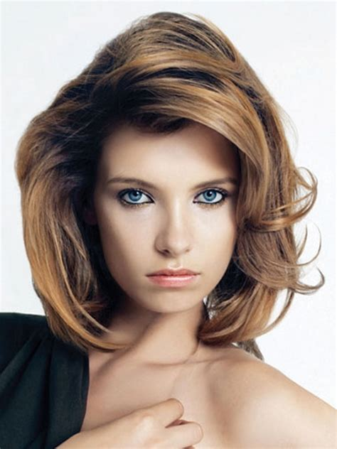 no effort medium length hairstyles for ordinary women over 50 with thin hair long straight haircuts haircuts for medium length hair