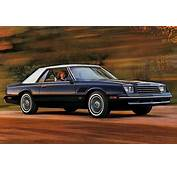 1980 Dodge Mirada  The Official Blog Of