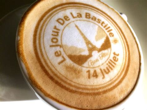 3D Print Artistic Designs On Your Cappuccino   Design News