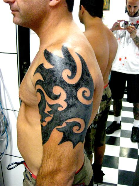 shoulder tribal tattoo designs tribal tattoos page 5