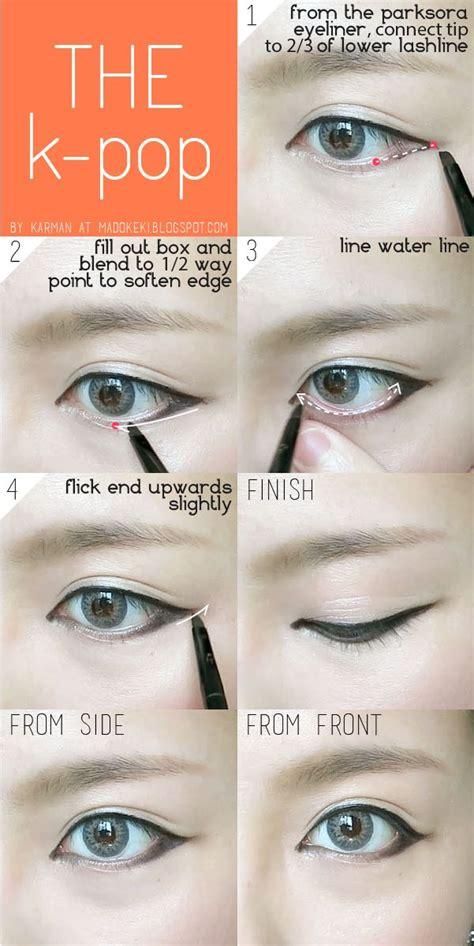 tutorial wearing eyeliner 10 ways to wear eyeliner for everyday looks madokeki