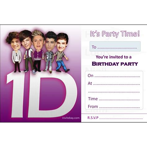 printable birthday cards one direction 7 best images of one direction birthday printables one