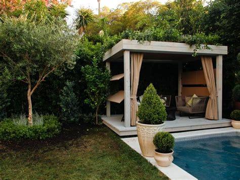 patio gazebos hgtv contemporary outdoor space photos hgtv