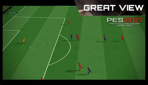 Game Pes Android Mod Terbaru | download game android fts mod pes 2017 by rizky arsenal
