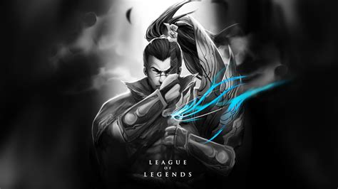 yasuo league  legends wallpapers hd  league