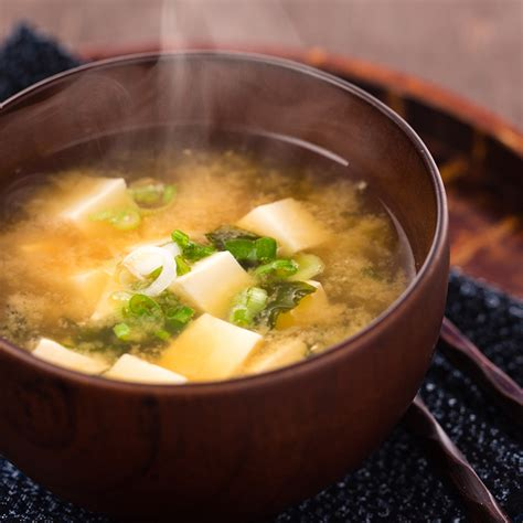miso soup  mnute miso hikari miso