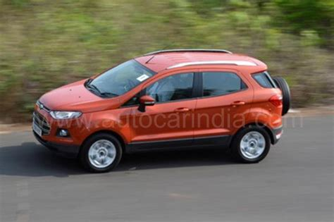 Ford EcoSport EcoBoost detailed video review   Cars   SUV