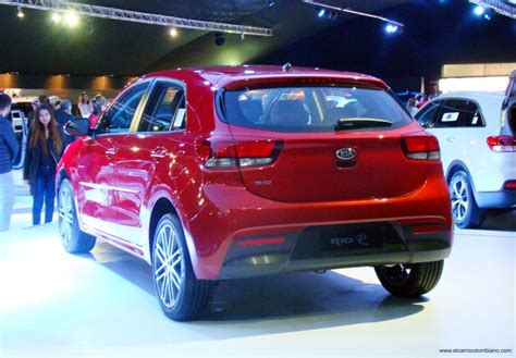Kia Motors Colombia Nueva Generaci 243 N Kia Llegar 225 A Colombia En Segundo