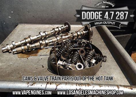 Jeep 4 7 Camshaft Dodge 4 7 High Output Remanufactured Engine Los Angeles