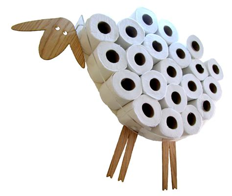 toilet paper shelf sheep shelf a wall shelf for storing toilet paper rolls